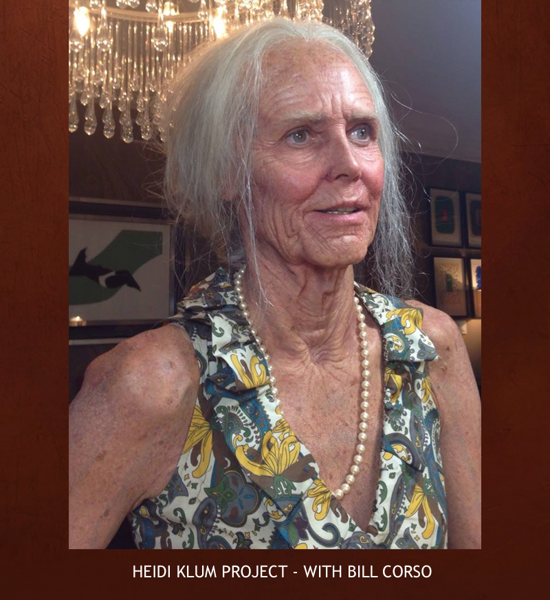 Creative Character Engineering :: Heidi Klum Old age ...
