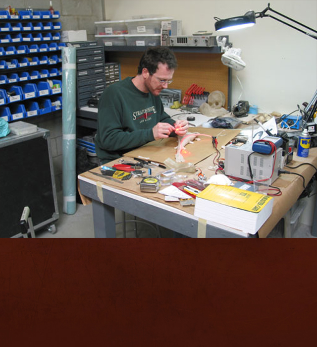Creative Character Engineering Wiring Electronics For